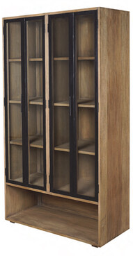 ARTWOOD BARNES 2 DOOR CABINET
