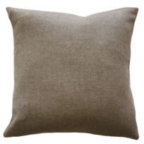CARLISLE CUSHION TAUPE