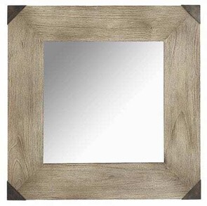 ARTWOOD VINTAGE MIRROR - SQUARE