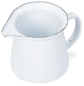 FALCON ENAMEL CREAMER 350ML - WHITE