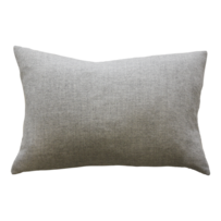 CARLISLE CUSHION SILVER