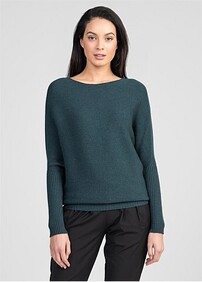 FLITCH SWEATER - LEAF