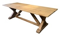ARTWOOD ST GEORGE DINING TABLE - 240CM