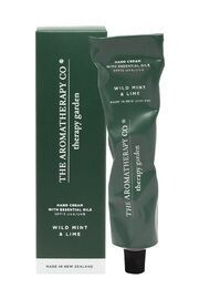THERAPY GARDEN HAND CREAM - WILD LIME & MINT