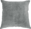MAJESTIC CUSHION STEEL GREY