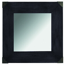 ARTWOOD VINTAGE BLACK MIRROR - SQUARE