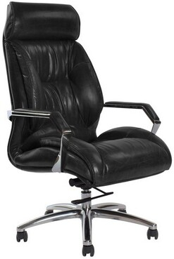 KNARESBOROUGH ADJUSTABLE CHAIR - BLACK