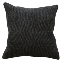 ASOLA CUSHION CHARCOAL