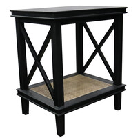 FRANKLIN SIDE TABLE - BLACK