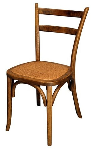 ANTIQUE OAK DINING CHAIR