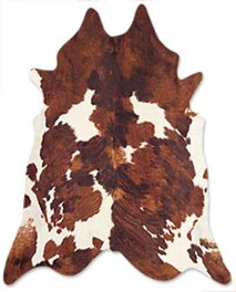 COW HIDE - EXTRA LARGE