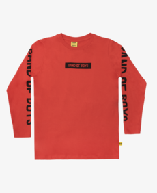 BOX LOGO STRAIGHT HEM TEE