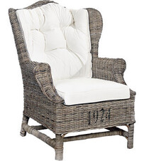 ARTWOOD 1924 HIGHBACK ARMCHAIR