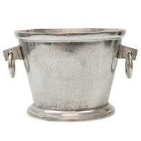 ALUMINIUM OVAL WINE BUCKET