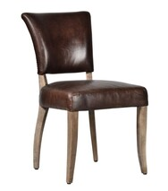 HALO MIMI DINING CHAIR - ANTIQUE TOBACCO