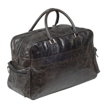 HALO WEEKENDER BAG - FUDGE