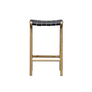 BACCO COUNTER STOOL - BLACK