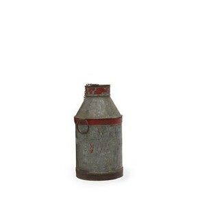 ORIGINAL IRON MILK CAN - MEDIUM