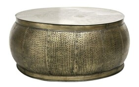 SURAT DRUM COFFEE TABLE
