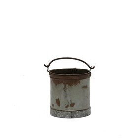 ORIGINAL IRON MILK PAIL