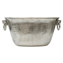 ALUMINIUM OBLONG WINE BUCKET
