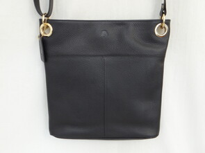 SECOND NATURE GO TO CROSS BODY BAG BLACK