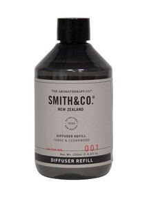 SMITH & CO - TABAC & CEDERWOOD - DIFFUSER REFILL