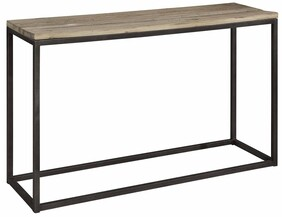 ARTWOOD ELMWOOD CONSOLE - ELM & IRON