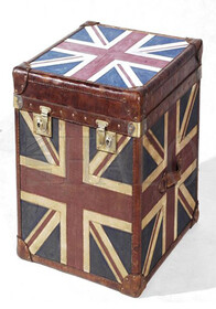 HALO PARIS TRUNK - UNION JACK