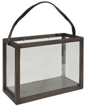 ARTWOOD LANTERN - ANTIQUE DOUBLE