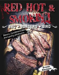 RED HOT & SMOKIN! BBQ. BURGERS. BIRD