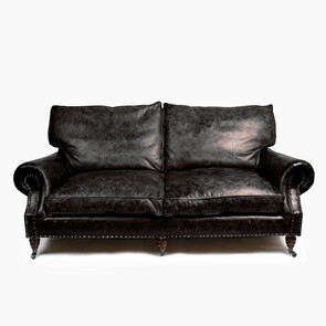HALO BALMORAL 3 SEATER - RIDERS BLACK