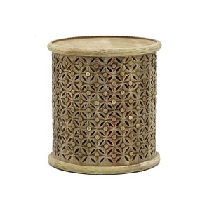 LUXOR SIDE TABLE - NATURAL