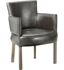 HALO NEWARK DINING CHAIR - FUDGE