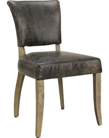 HALO MIMI DINING CHAIR - FUDGE
