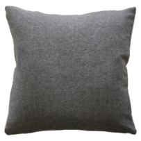 CARLISLE CUSHION CHARCOAL