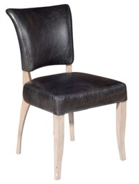 HALO MIMI DINING CHAIR - RIDERS BLACK