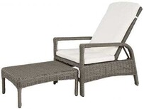 ARTWOOD TAMPA OUTDOOR LOUNGER - VINTAGE