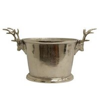 DEER OVAL WINE BUCKET