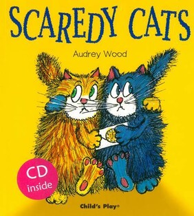 SCAREDY CATS (WITH CD)