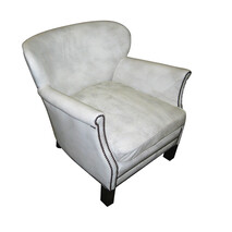 PROFESSOR CHAIR RIDERS WHITE