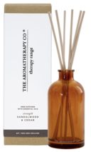 THERAPY DIFFUSER STRENGTH - SANDALWOOD & CEDAR