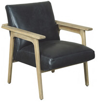 ARTWOOD CROMWELL ARMCHAIR OLIVE GREY