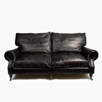 HALO BALMORAL 2 SEATER - RIDERS BLACK