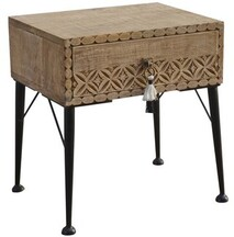 SAFI SIDE TABLE