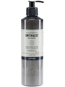 SMITH & CO - TABAC & CEDERWOOD - HAND & BODY LOTION