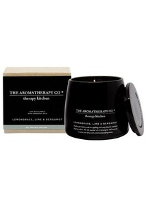 THERAPY KITCHEN CANDLE - LEMONGRASS & BERGAMOT