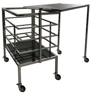 INDUSTRIAL COCTAIL TROLLEY