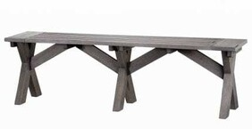 ARTWOOD VINTAGE OUTDOOR BENCH
