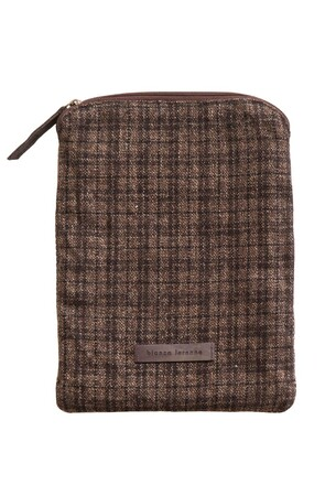 BIANCA LORENNE TABLET COVER - CAROB CHECK